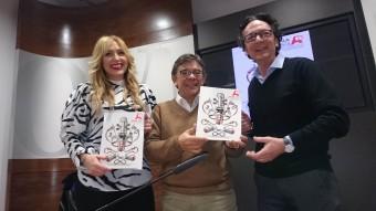 Presentacion XIII Gala Premios AMAS